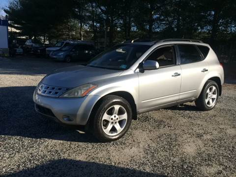 2004 Nissan Murano for sale in Sewell, NJ