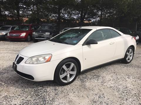 2008 Pontiac G6 for sale in Sewell, NJ