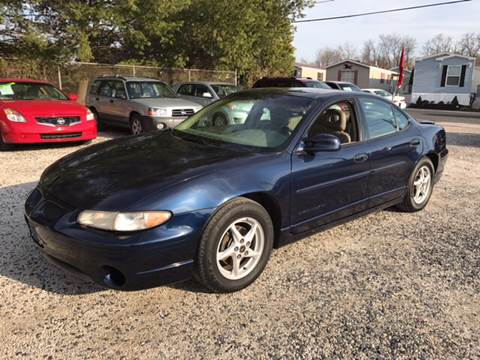 2000 Pontiac Grand Prix for sale in Sewell, NJ