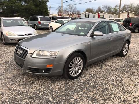 2007 Audi A6 for sale in Sewell, NJ