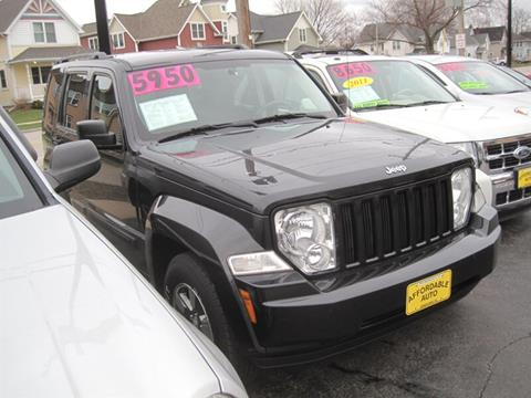 2008 Jeep Liberty for sale in Green Bay, WI