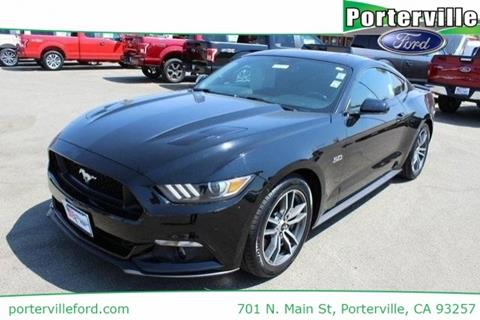2015 Ford Mustang for sale in Porterville CA
