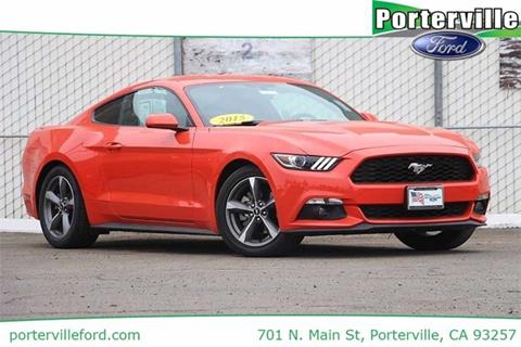2015 Ford Mustang for sale in Porterville, CA