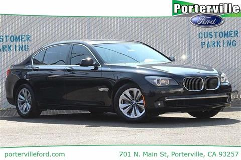 2011 BMW 7 Series for sale in Porterville, CA