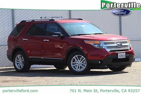 2015 Ford Explorer for sale in Porterville, CA