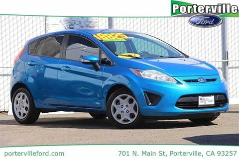 2013 Ford Fiesta for sale in Porterville CA
