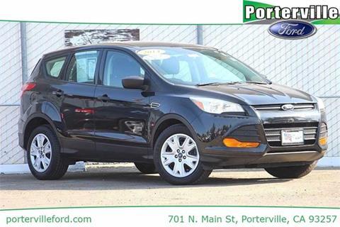 2014 Ford Escape for sale in Porterville CA