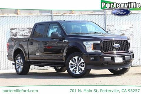 2018 Ford F-150 for sale in Porterville, CA