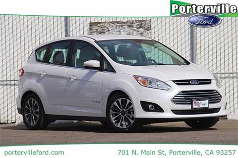 2017 Ford C-MAX Hybrid for sale in Porterville CA