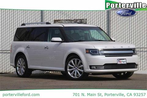 2018 Ford Flex for sale in Porterville CA