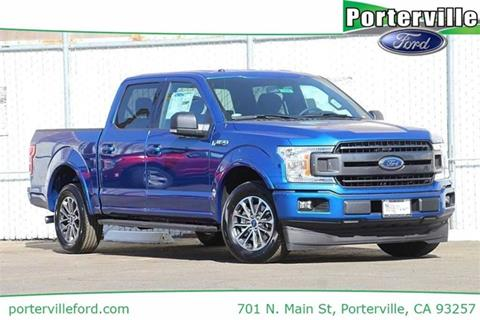 2018 Ford F-150 for sale in Porterville CA