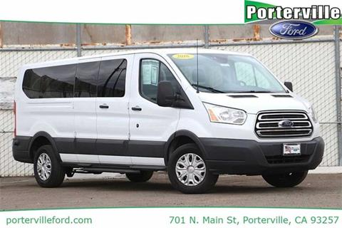 2016 Ford Transit Wagon for sale in Porterville CA