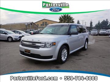 2017 Ford Flex for sale in Porterville, CA