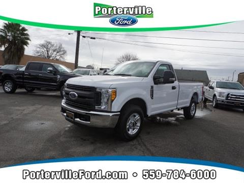 2017 Ford F-250 Super Duty for sale in Porterville CA