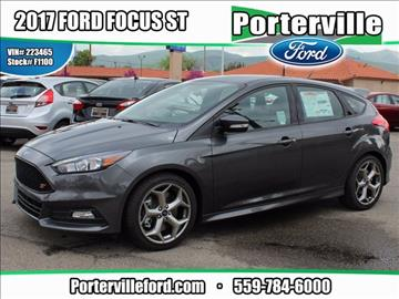 2017 Ford Focus for sale in Porterville, CA
