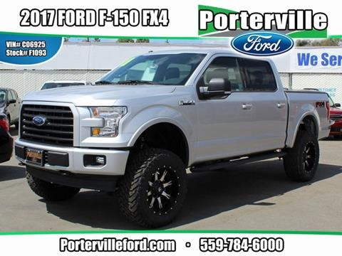 2017 Ford F-150 for sale in Porterville, CA