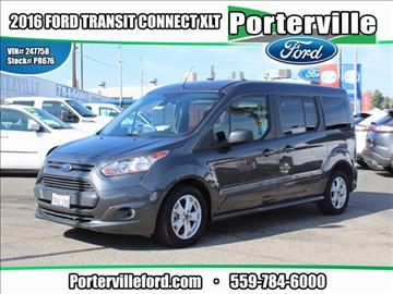 2016 Ford Transit Connect Wagon for sale in Porterville, CA
