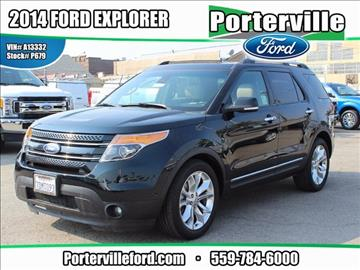 2014 Ford Explorer for sale in Porterville, CA