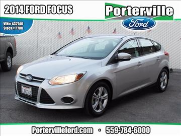2014 Ford Focus for sale in Porterville, CA