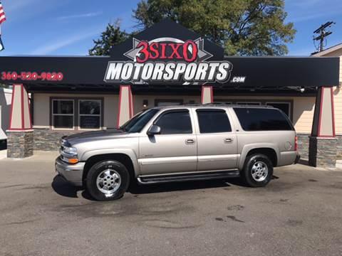 2000 Chevrolet Suburban for sale in Centralia, WA