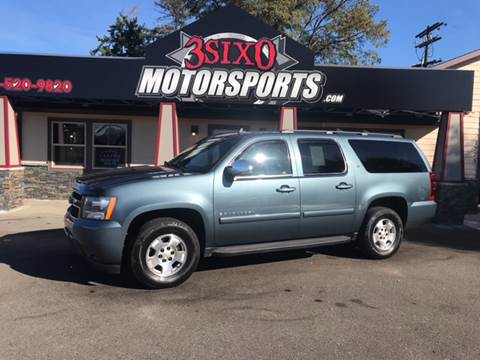 2008 Chevrolet Suburban for sale in Centralia, WA