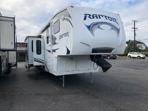 2010 Keystone Raptor for sale in Centralia, WA