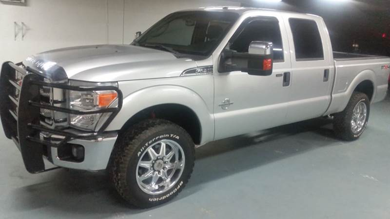 2011 Ford F-250 Super Duty for sale at B&R Auto Sales in Sublette KS