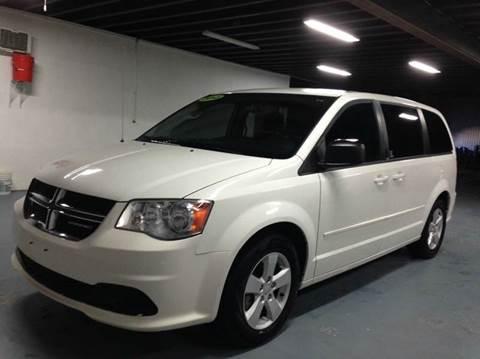 2013 Dodge Grand Caravan for sale at B&R Auto Sales in Sublette KS