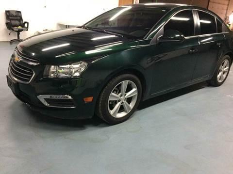 2015 Chevrolet Cruze for sale at B&R Auto Sales in Sublette KS