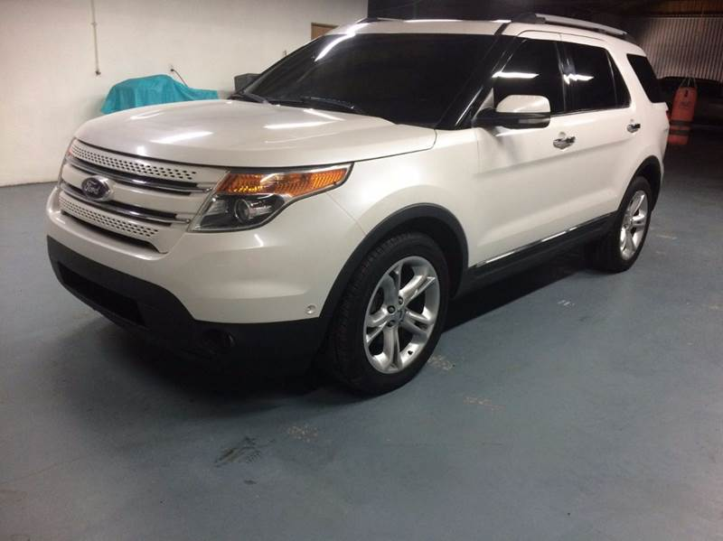 2011 Ford Explorer for sale at B&R Auto Sales in Sublette KS