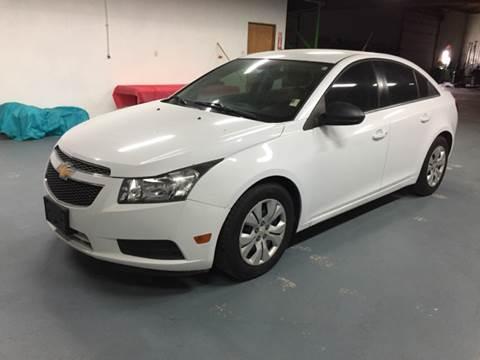 2012 Chevrolet Cruze for sale at B&R Auto Sales in Sublette KS