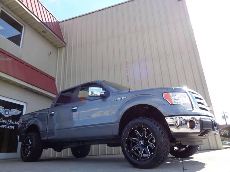2011 ford f 150 4x4 xlt 4dr supercrew styleside 5 5 ft sb in kernersville nc used cars for sale. Black Bedroom Furniture Sets. Home Design Ideas
