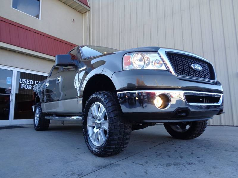 2008 ford f 150 4x4 xlt 4dr supercrew styleside 5 5 ft sb in kernersville nc used cars for sale. Black Bedroom Furniture Sets. Home Design Ideas