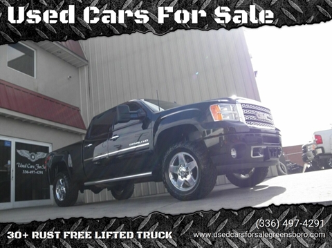 2013 GMC Sierra 2500HD for sale in Kernersville, NC