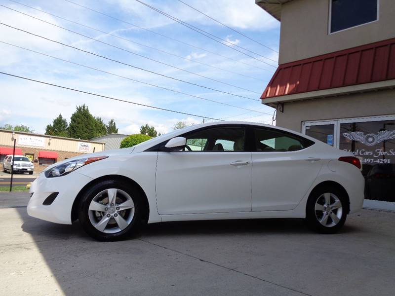 2013 Hyundai Elantra GLS 4dr Sedan PZEV w/Alloy Wheels (US) In ...