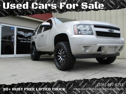 2009 Chevrolet Tahoe for sale in Kernersville, NC