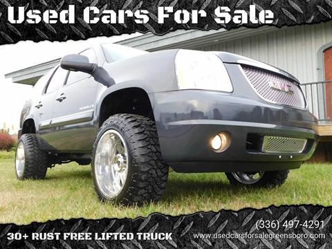 2008 GMC Yukon for sale in Kernersville, NC