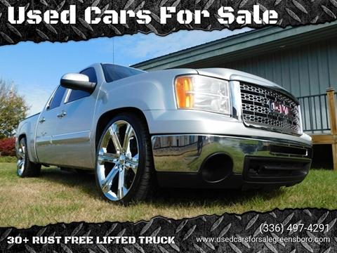 2013 GMC Sierra 1500 for sale in Kernersville, NC