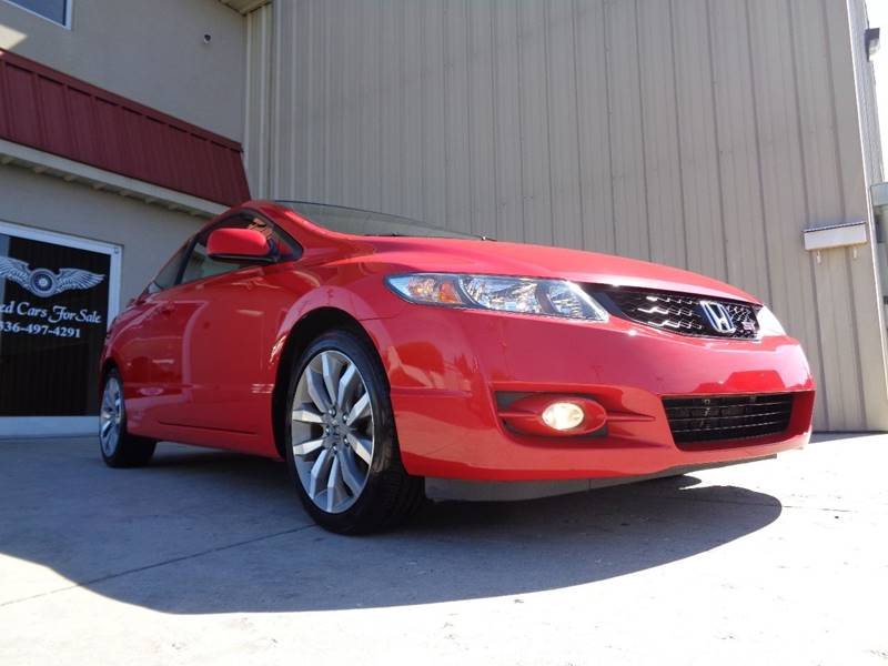 2011 honda civic si 2dr coupe in kernersville nc used cars for sale. Black Bedroom Furniture Sets. Home Design Ideas