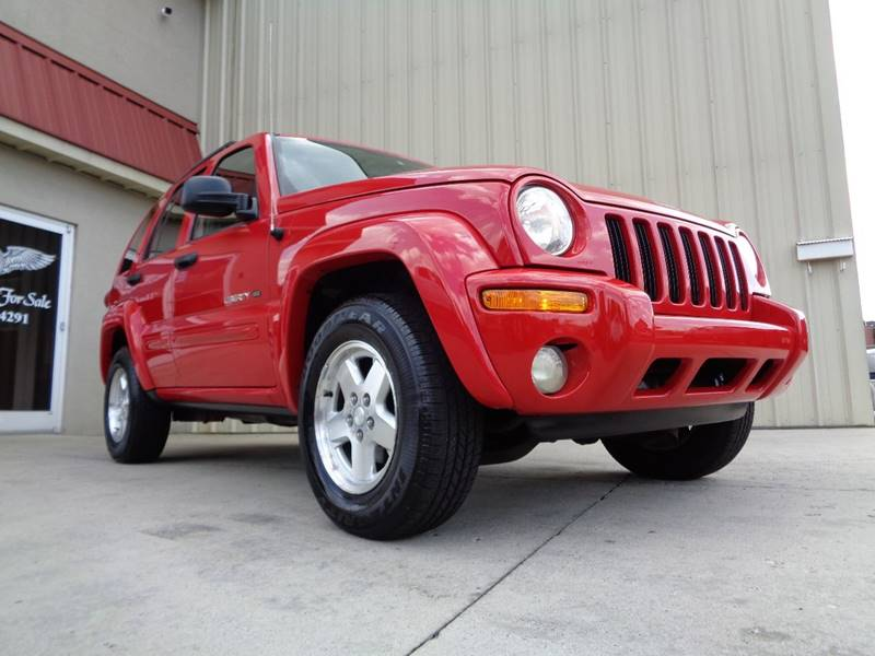 2003 Jeep Liberty Limited 4WD 4dr SUV   Kernersville NC