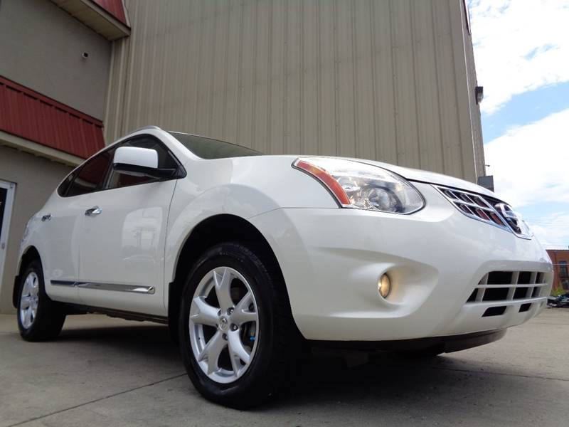 2011 nissan rogue sv 4dr crossover in kernersville nc used cars for sale. Black Bedroom Furniture Sets. Home Design Ideas