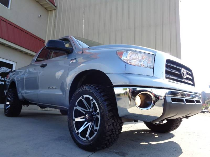 2008 Toyota Tundra for sale at Used Cars For Sale in Kernersville NC