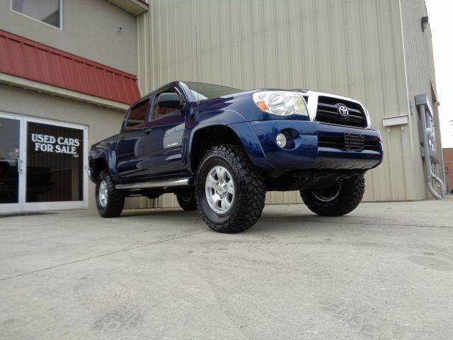 2006 toyota tacoma prerunner v6 4dr double cab sb in kernersville nc used cars for sale. Black Bedroom Furniture Sets. Home Design Ideas
