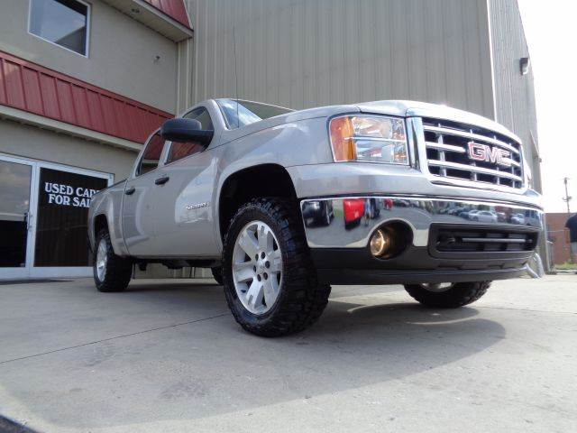2008 gmc sierra 1500 slt pickup crew cab 4wd in. Black Bedroom Furniture Sets. Home Design Ideas