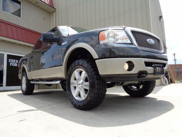 2007 ford f 150 lariat 4dr supercrew 4x4 styleside 5 5 ft sb in kernersville nc used cars for. Black Bedroom Furniture Sets. Home Design Ideas
