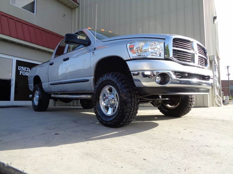 2007 dodge ram pickup 2500 slt 4dr quad cab 4x4 sb in kernersville nc used cars for sale. Black Bedroom Furniture Sets. Home Design Ideas