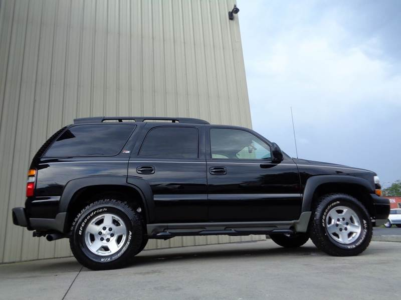 2005 chevrolet tahoe z71 4wd 4dr suv in kernersville nc used cars for sale. Black Bedroom Furniture Sets. Home Design Ideas