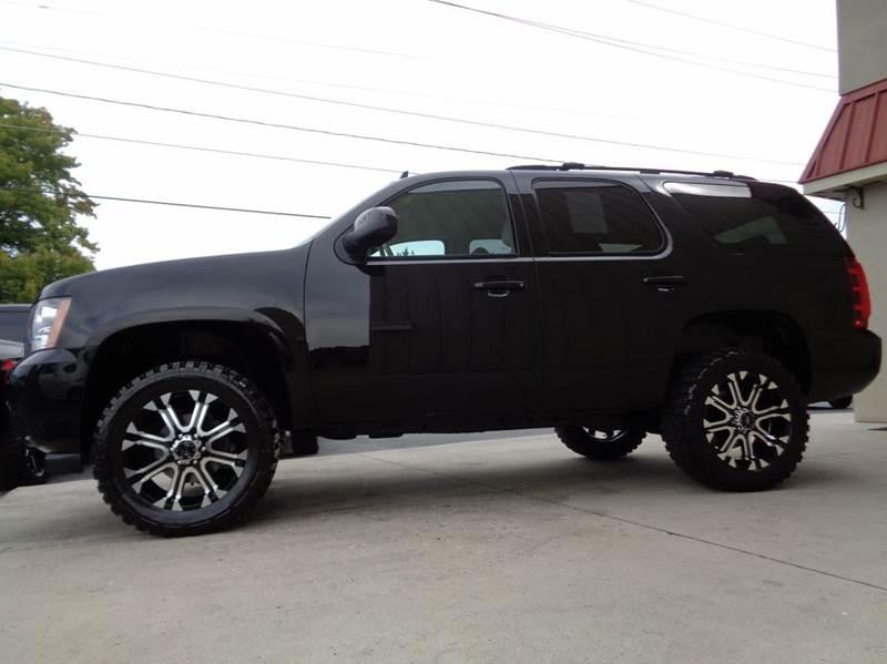 2010 chevrolet tahoe lt 4x4 4dr suv in kernersville nc used cars for sale. Black Bedroom Furniture Sets. Home Design Ideas