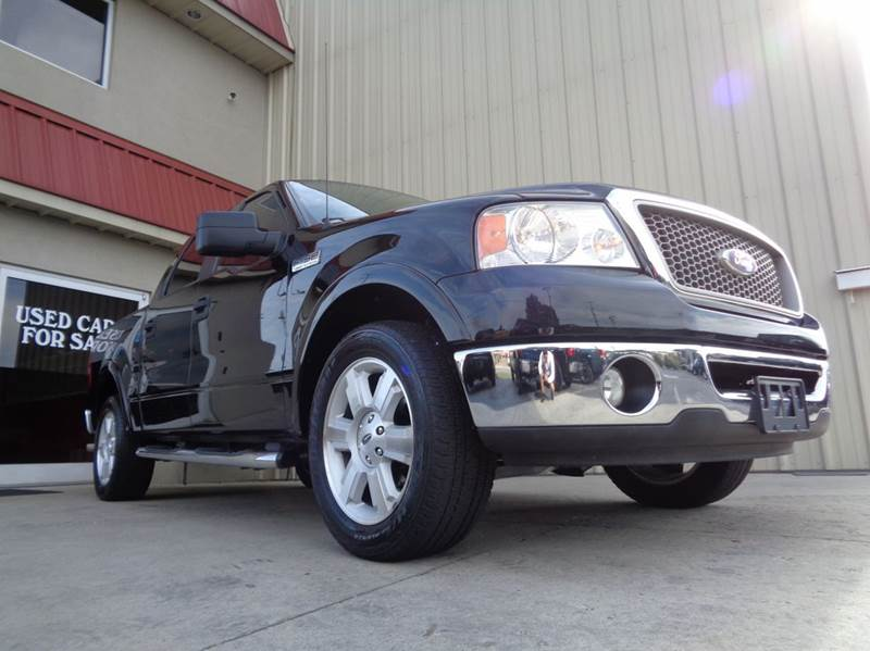 2008 ford f 150 lariat 4x2 4dr supercrew styleside 5 5 ft sb in kernersville nc used cars for. Black Bedroom Furniture Sets. Home Design Ideas