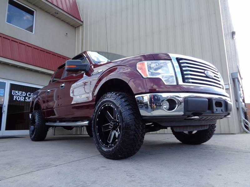 2010 ford f 150 xlt 4x4 4dr supercrew styleside 5 5 ft sb in kernersville nc used cars for sale. Black Bedroom Furniture Sets. Home Design Ideas